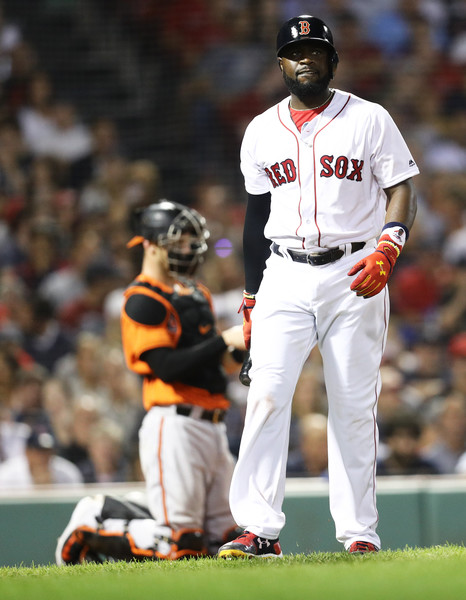 Baltimore Orioles vs. Boston Red Sox - Game Two []