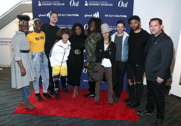 61st Annual GRAMMY Awards - GLAAD x The Ally Coalition X Pride Media Panel Discussion