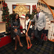 Brandon Victor Dixon Brooks Brothers Hosts Seventh Annual Holiday Celebration To Benefit St Jude Children's Research Hospital
