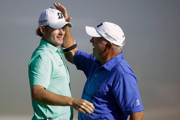 Brandt Snedeker Toby Wilt AT&T Pebble Beach National Pro-Am - Final Round