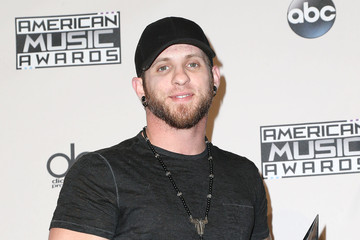 Brantley Gilbert American Music Awards Press Room
