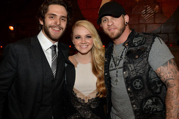 Brantley Gilbert Inside the CMA Awards Afterparty