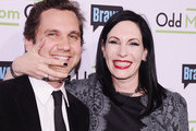 "Harry Kargman and Jill Kargman attend Bravo's screening of ""Odd Mom Out"" at Florence Gould Hall on June 3, 2015 in New York City."