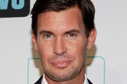 TV personality Jeff Lewis attends the Bravo Upfront 2012 at Center 548 on April 4, 2012 in New York City.