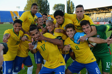 Brazil Final - Toulon Tournament