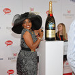 Bre'ly Evans Moet & Chandon Toasts The 139th Kentucky Derby - Day 2
