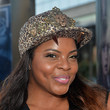 """Bre'ly Evans Premiere Of Open Road Films' """"A Haunted House 2"""" - Red Carpet"""