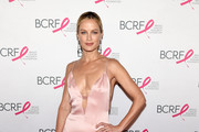 Carolyn Murphy attends the Hot Pink Party hosted by the Breast Cancer Research Foundation at Park Avenue Armory on May 15, 2019 in New York City.