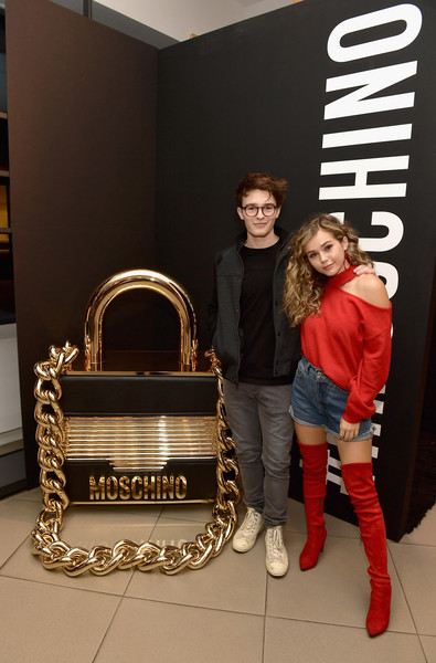 Moschino X H&M Los Angeles Launch Event