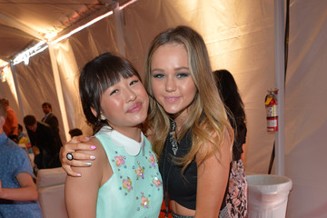 Brec Bassinger Nickelodeon's 28th Annual Kids' Choice Awards - Red Carpet