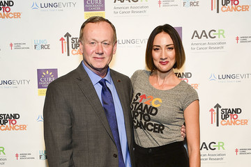 Bree Turner Stand Up To Cancer Launches 'Cancer Interception' Initiative