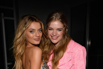 Bregje Heinen Sports Illustrated Hosts Club SI Swimsuit Bash