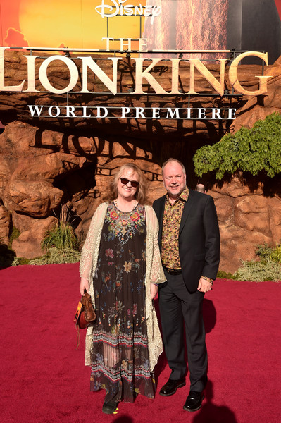 The World Premiere Of Disney's 'The Lion King'