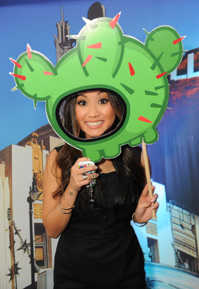 Brenda Song Event co-host, actress Brenda Song attends the launch of the MetroPCS Huawei M835 sanctioned by tokidoki at the tokidoki flagship store on November 3, 2011 in Los Angeles, California. Phones will be available in retail stores on November 18, 2011. 15% of all sales from the evening went to 1love.org, benefiting random acts of kindness everywhere.