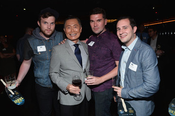 Brendan Davis DirecTV to be TAKEI Media Reception