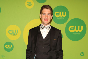 Brendan Dooling Celebs Arrive at the CW Upfront Event in NYC