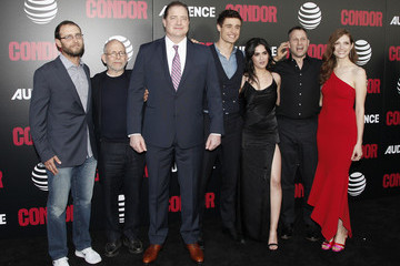 Brendan Fraser Premiere Of AT&T Audience Network's 'Condor' - Arrivals
