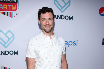 Brendan Hines FANDOM Fest Party At SDCC