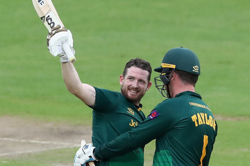 Brendan Taylor Nottinghamshire Outlaws vs Derbyshire Falcons - NatWest T20 Blast