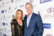 (L-R) Kathy Hilton and Rick Hilton arrive at The Brent Shapiro Foundation Summer Spectacular at The Beverly Hilton Hotel on September 7, 2018 in Beverly Hills, California.