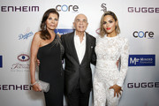 (L-R) Linell Shapiro, Robert Shapiro and Pia Toscanoattend Brent Shapiro Foundation Summer Spectacular 2019 at The Beverly Hilton Hotel on September 21, 2019 in Beverly Hills, California.