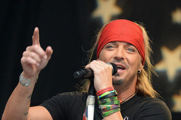 Bret Michaels Bret Michaels Performs in NYC