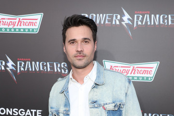 Brett Dalton Lionsgate Presents the LA Premiere of 'Power Rangers'