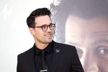 Brett Dalton National Geographic's Premiere Screening of 'Genius' in Los Angeles