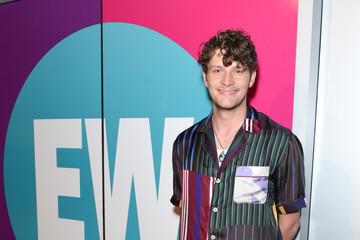 Brett Dier Entertainment Weekly Hosts Its Annual Comic-Con Bash - Inside