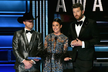 Brett Eldredge The 51st Annual CMA Awards - Show