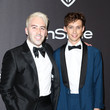 Brett Leland McLaughlin InStyle And Warner Bros. Golden Globes After Party 2019 - Arrivals