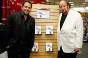 Brett Ratner and James Toback Photos Photo