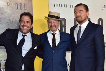 Brett Ratner Screening of National Geographic Channel's 'Before the Flood' - Arrivals