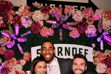 "Brett Vergara Smirnoff And Mike Johnson Team Up To Launch New ""Will You Accept This Rosé?"" Camapign"