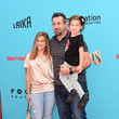 "Briahna Joely Fatone Premiere Of Focus Features' ""The Boxtrolls"" - Red Carpet"