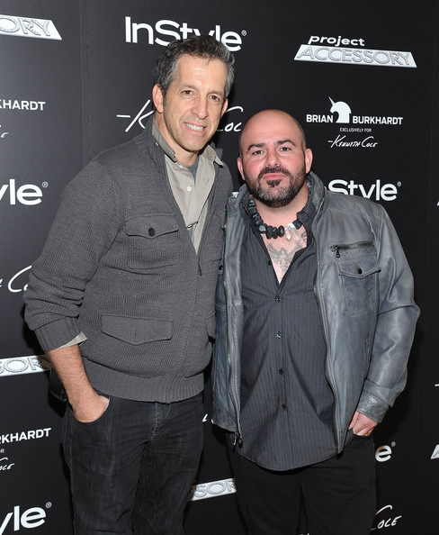 Clothing Designer Cole Brian Burkhardt Kenneth Cole