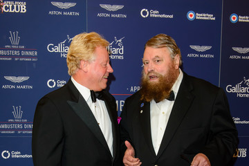 Brian Blessed 75th Anniversary Dambusters Dinner