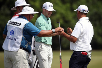 Brian Campbell Zurich Classic Of New Orleans - Round Two