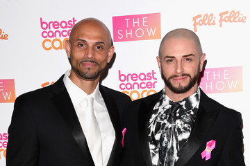 Brian Friedman Breast Cancer Care London Fashion Show In Association With Folli Follie 2016