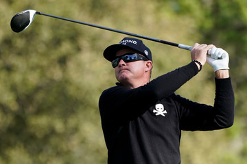Brian Gay AT&T Pebble Beach Pro-Am - Round One