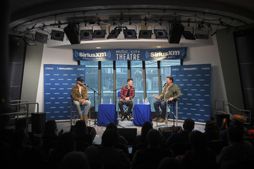 Brian Kelley SiriusXM's Town Hall With Florida Georgia Line At The SiriusXM Nashville Studios