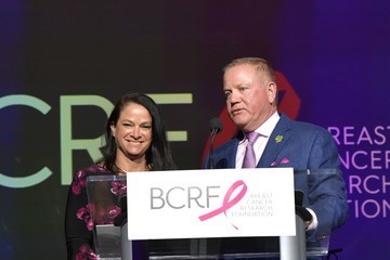 Brian Kelly Breast Cancer Research Foundation's Boston Hot Pink Party Honoring Bill Belichick & Linda Holliday