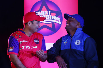 Brian Lara Oxigen Masters Champions League 2016 - Opening Ceremony