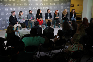 Brian Lee 21st SCAD Savannah Film Festival - Day 6