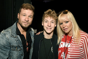 Brian Littrell 54th Academy Of Country Music Awards Cumulus/Westwood One Radio Remotes - Day 2