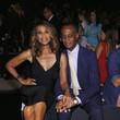 Brian Maillian Herve Leger by Max Azria - Front Row - Spring 2016 New York Fashion Week: The Shows