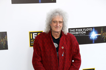 Brian May Pink Floyd Exhibition: Their Mortal Remains - Red Carpet Arrivals