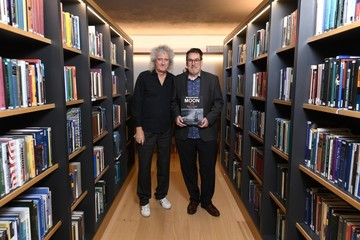 Brian May 'Mission Moon 3D Launch' - Photocall