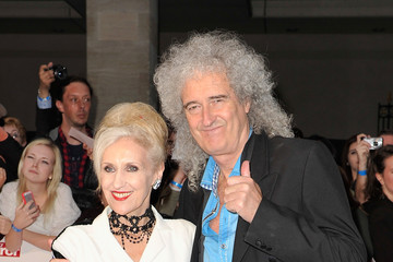 Brian May Arrivals at the Pride of Britain Awards