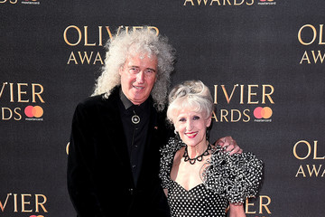 Brian May The Olivier Awards 2017 - Red Carpet Arrivals